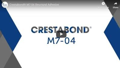 Crestabond M7-04 Video